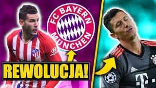 REWOLUCJA! Lucas Hernandez OFICJALNIE w Bayern Monachium! Nowy RYWAL Lewandowskiego!