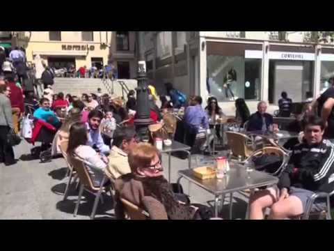 Avila and Segovia Spain - Carmelites