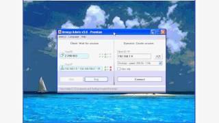 Remote desktop access software Ammyy Admin.mp4