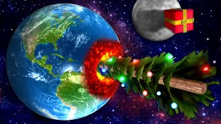 I Used Christmas To Destroy The Universe - Solar Smash
