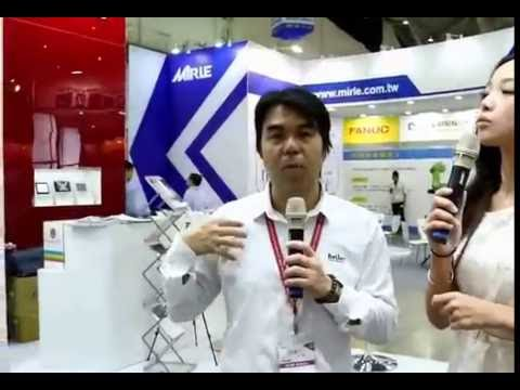 Guided Tour - Beijer Electronics at Taipei Int'l Industrial Automation Exhibition  2016