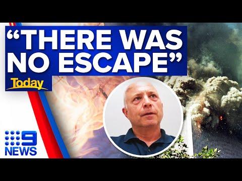 Last known man to survive 9/11 attacks | 9 News Australia