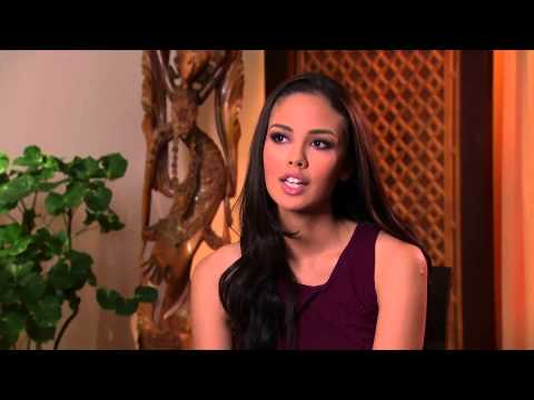 Miss World 2013 - Philippines Interview with the Judges- Megan Young