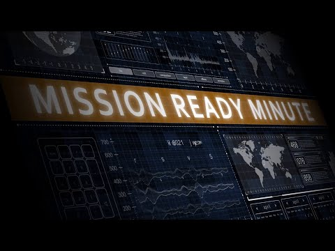 Mission Ready Minute with Bruce Litchfield