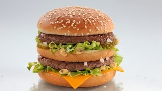 worlds largest big mac