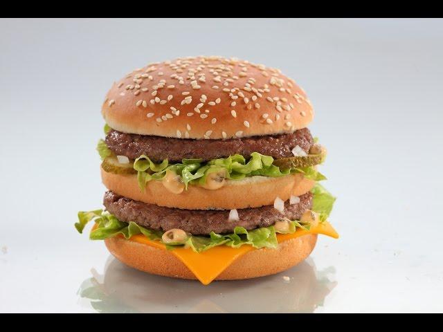 How To Make a Big Mac