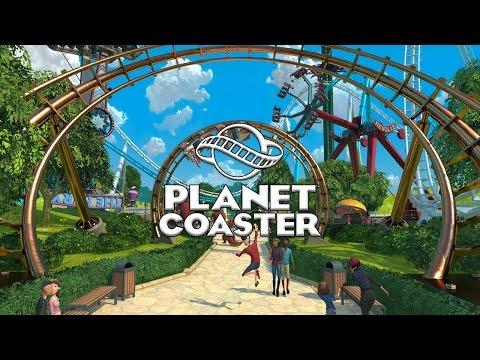 Planet Coaster - NYISSUNK SAJÁT PARKOT!