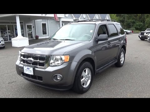 2012 Ford Escape Niantic, New London, Old Saybrook, Norwich, Middletown, CT F2152N