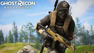HOW TO GET NEW TITAN WEAPONS in Ghost Recon Breakpoint Free Roam