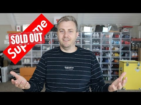 Did Supreme Sell Out??