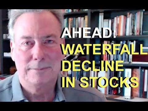 Waterfall Stock Decline Ahead | David Morgan