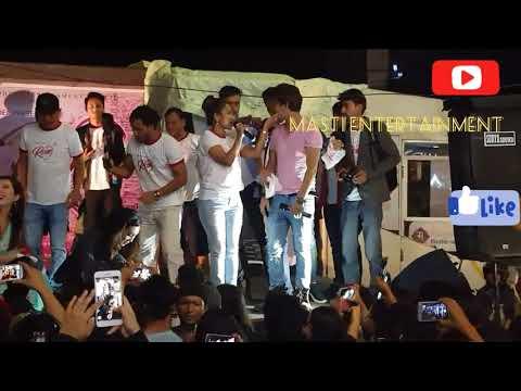Pradap das in concert promoting movie rose 2018 with pradip khaka 20175