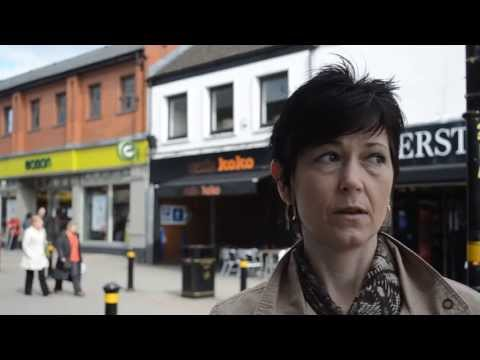 Lisburn: The City for Empty Shops