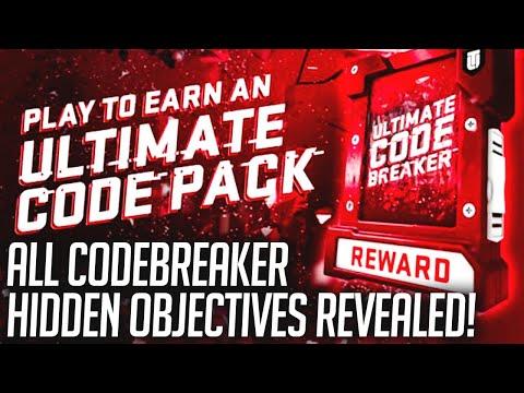 mut 19 code breaker hidden objective