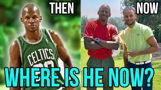 Where Are They Now? RAY ALLEN