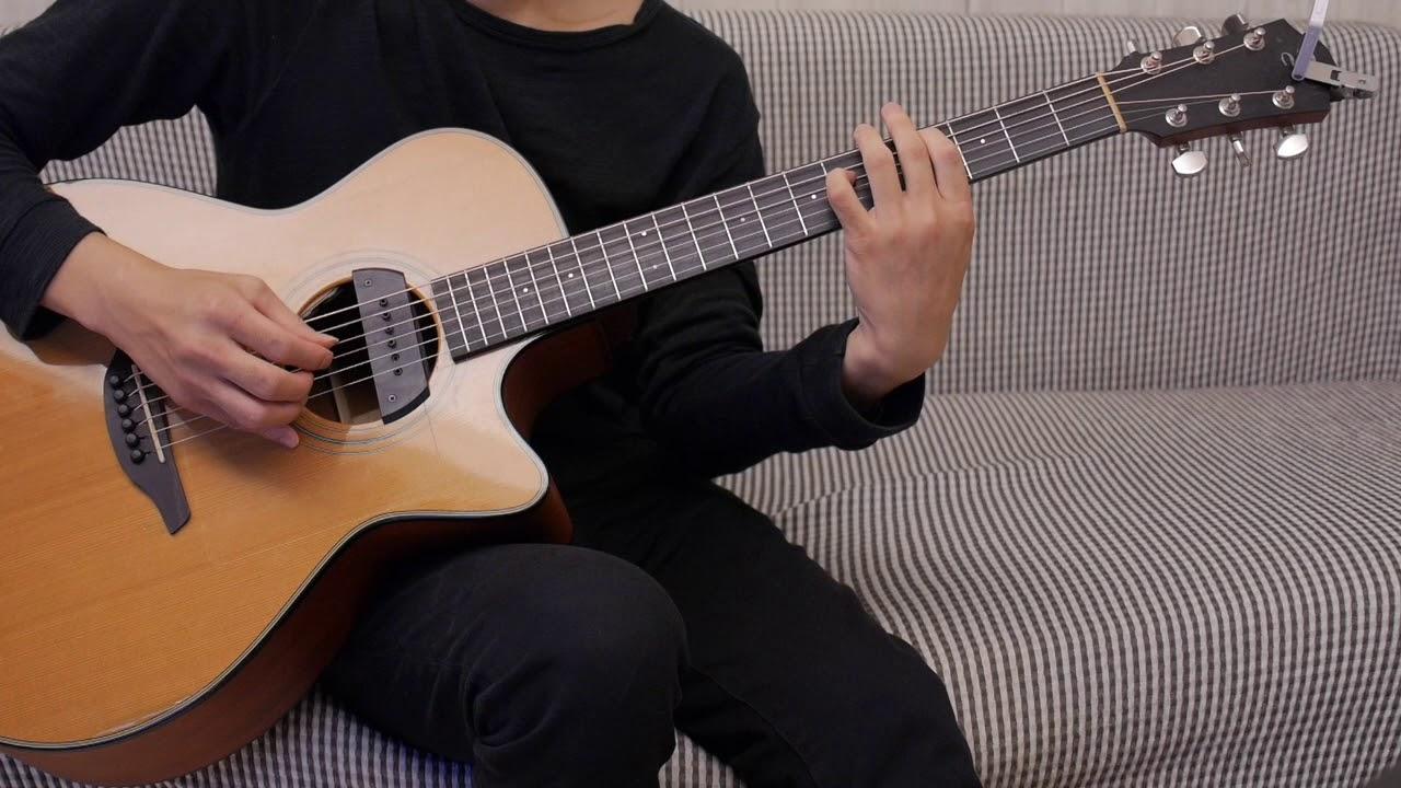 宋冬野 董小姐acoustic Guitar Solo YouTube - Musical history guitar solo