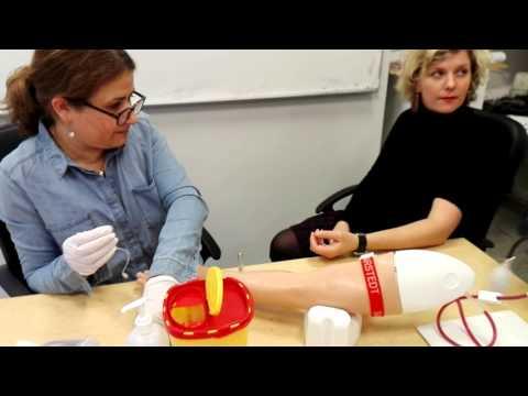 Venös Blodprovstagning