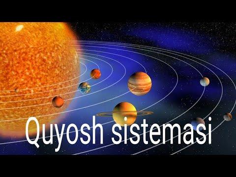 Quyosh sistemasi
