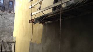 High Tech Construction Co-waterproofing Stucco Wall