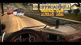 Offroad Bus Drive Simulator - Tour Coach Sim 2018
