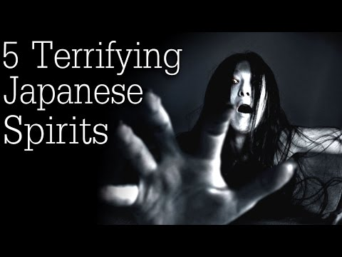 5 Terrifying Japanese Urban Legend Spirits