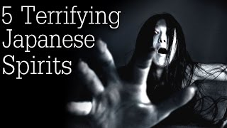 5 Terrifying Japanese Urban Legend Spirits