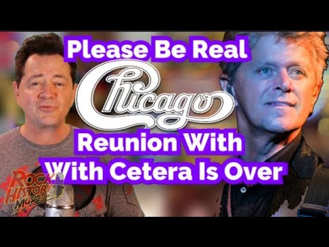 Peter Cetera Done With Chicago After Declining Another Reunion at  Songwriters Hall Of Fame