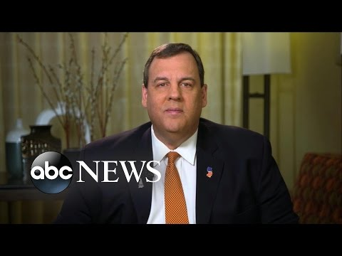 Chris Christie on State of His Presidential Campaign