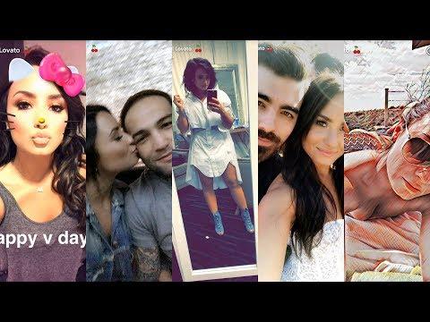 Demi Lovato  Best Snapchat Moments