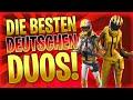 DIE BESTEN DEUTSCHEN DUOS IM TURNIER! | Teamwork entscheidet alles! | Fortnite Deutsch