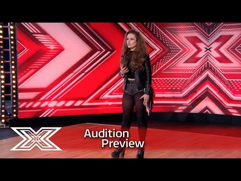 Preview: Samantha Lavery does her granddad proud | The X Factor 2016