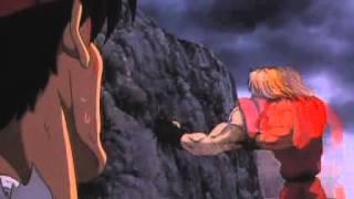 Street Fighter 2 The Animated Movie Ryu Vs Ken