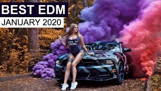 BEST EDM JANUARY 2020 💎 Electro House Charts Music Mix