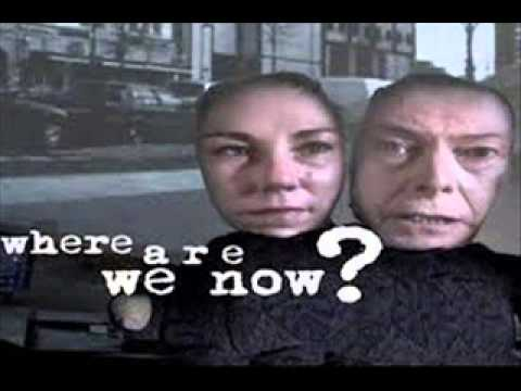 David Bowie - Where Are We Now (Lyrics video)
