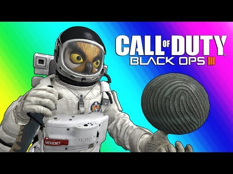 Thumbnail: Black Ops 3 Zombies Moon Easter Egg - Destroying Delirious's House (Funny Moments)
