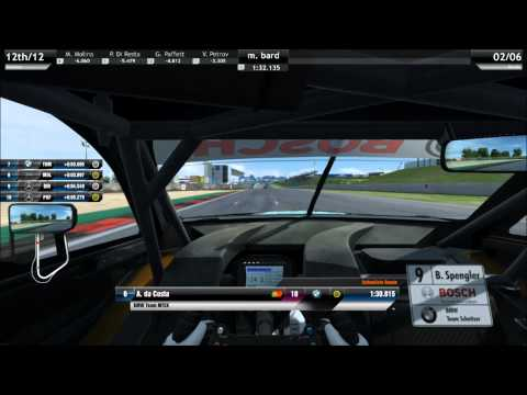 RaceRoom Racing Experience DTM 2014 BMW M4 @ Oschersleben |