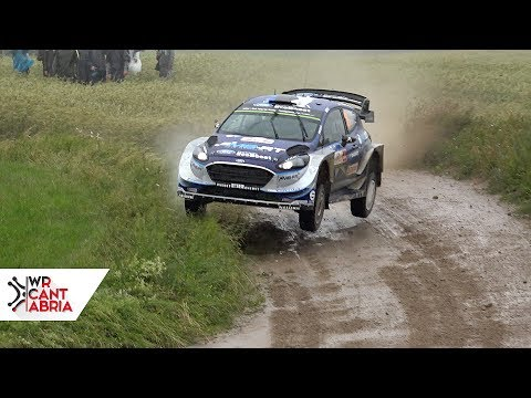 WRC Rally Poland 2017 | Flat out | #WRC