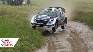 WRC Rally Poland 2017 | Flat out | #WRC