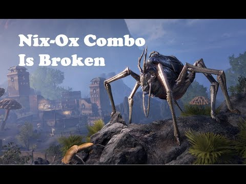 Nix-Ox: How to Win Games & Alienate People | Elder Scrolls Legends