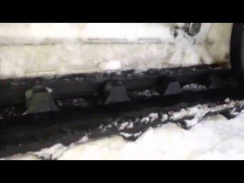Склизы снегохода