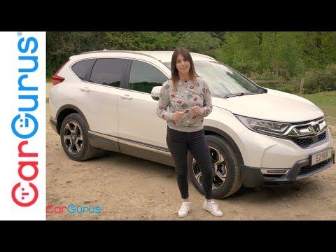 Honda CR-V Hybrid (2019) Review: A perfect petrol hybrid? | CarGurus UK
