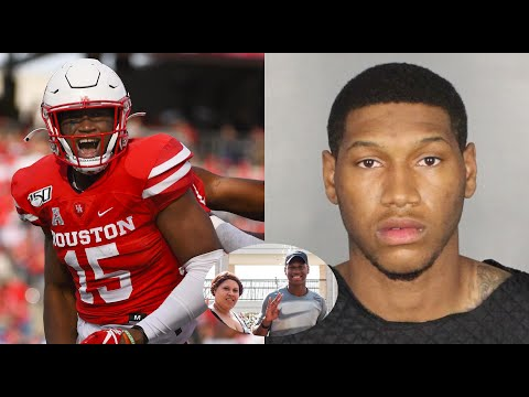 21 YO Houston LB Zamar Kirven RUINS CAREER & LlFE After Getting Arrested For KiIIing 2 Friends
