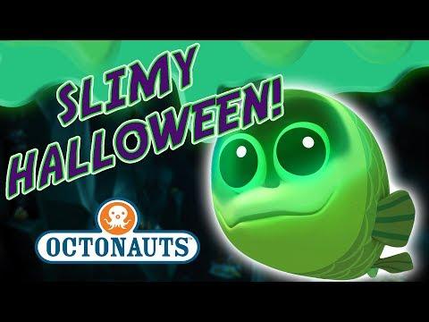 Octonauts - It's a Slimy Halloween! | Buckets of Slime