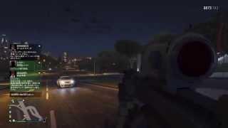 [GTA5]軍用マシンガン等のリコイルなくす方法&銃の小技