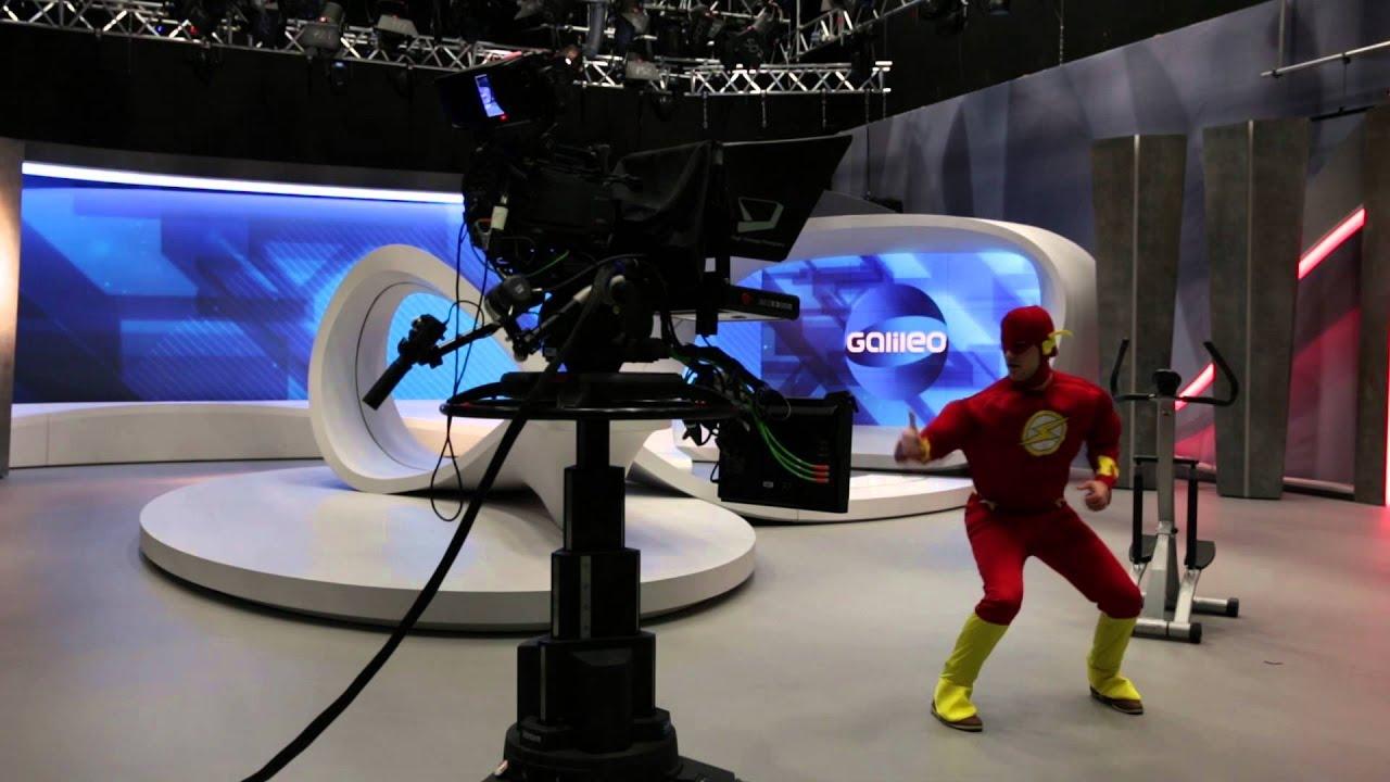 The Flash Prosieben