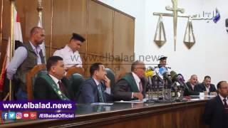 «الإدارية العليا» تؤجل الطعن على حكم «تيران وصنافير» لـ 22 أكتوبر.. فيديو وصور
