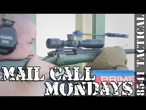 Mail Call Mondays Season 5 #15 - Marine Corps M40A1 Sniper Rifle