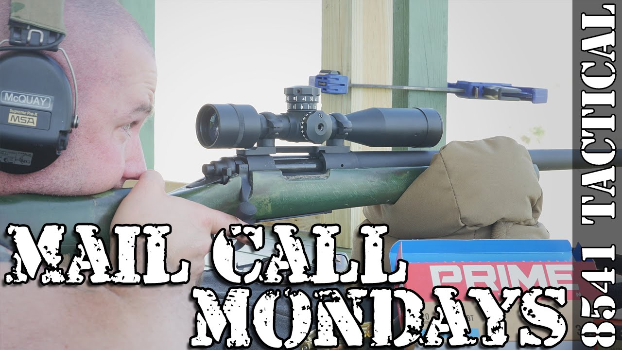 Image result for Mail Call Mondays Season 5 #15 - Marine Corps M40A1 Sniper Rifle