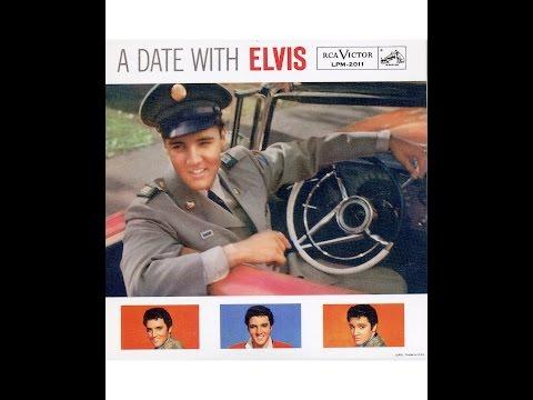 """CD8: ELVIS COLLECTION ALBUM """"A DATE WITH ELVIS"""" (CD 8 sur 57 / présentation JMD OFF)."""