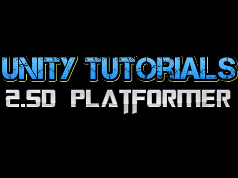 Unity 2 5 D Platformer Tutorial *Crash Course* - Prototyping - Movement,  Jump & Collisions by _DB